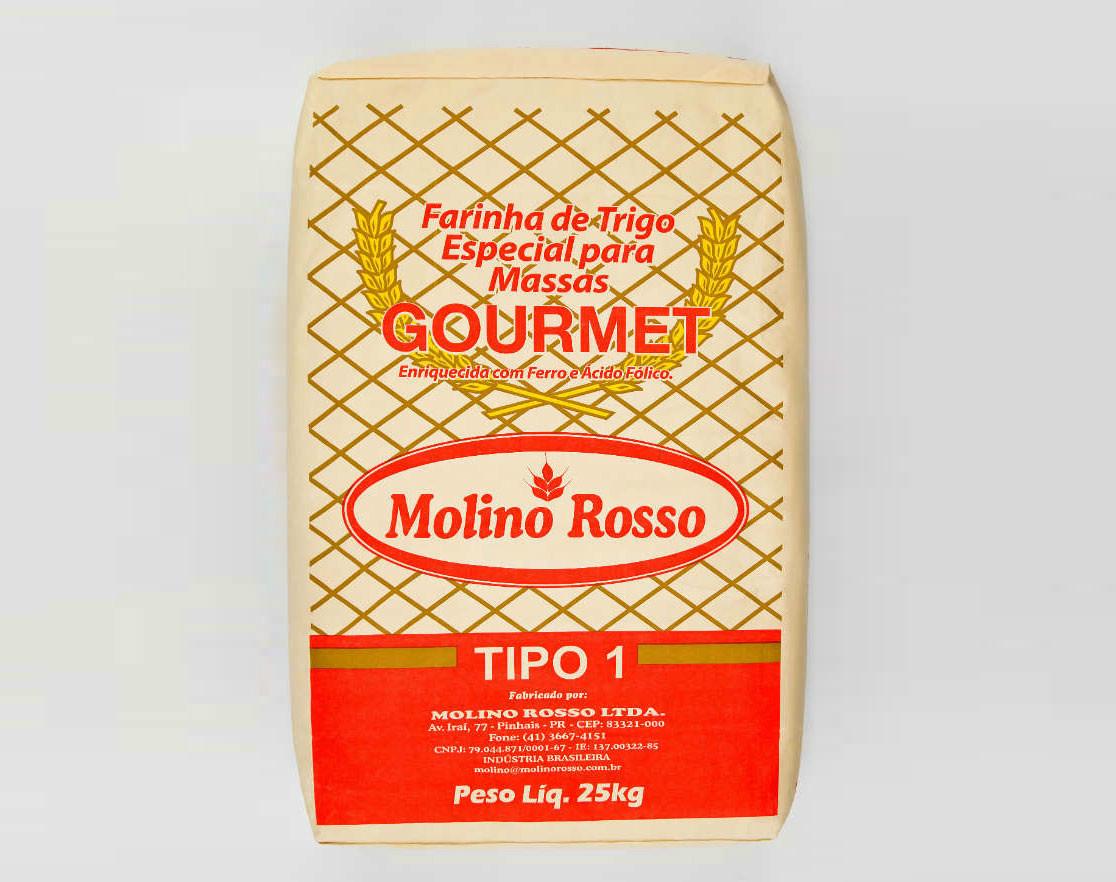 Molino Rosso Gourmet Massa