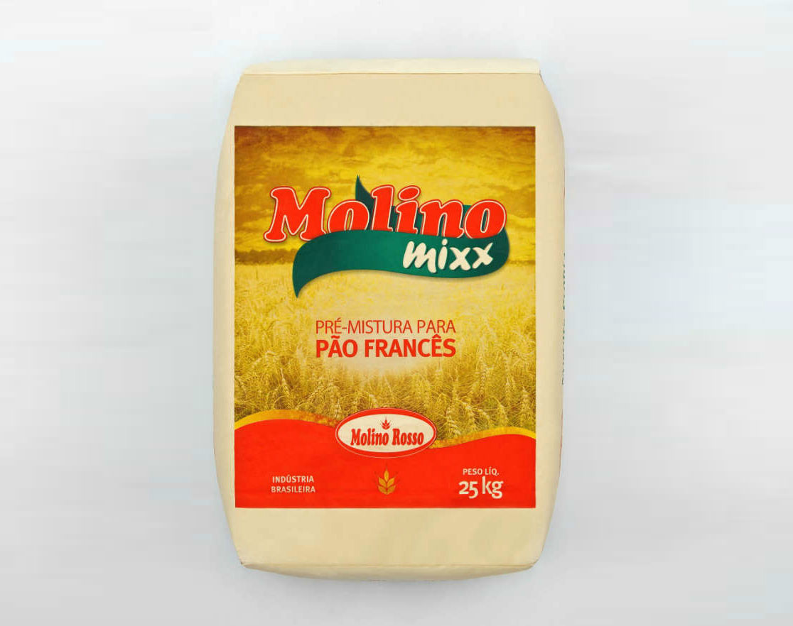 Molino Mixx – Pão Francês