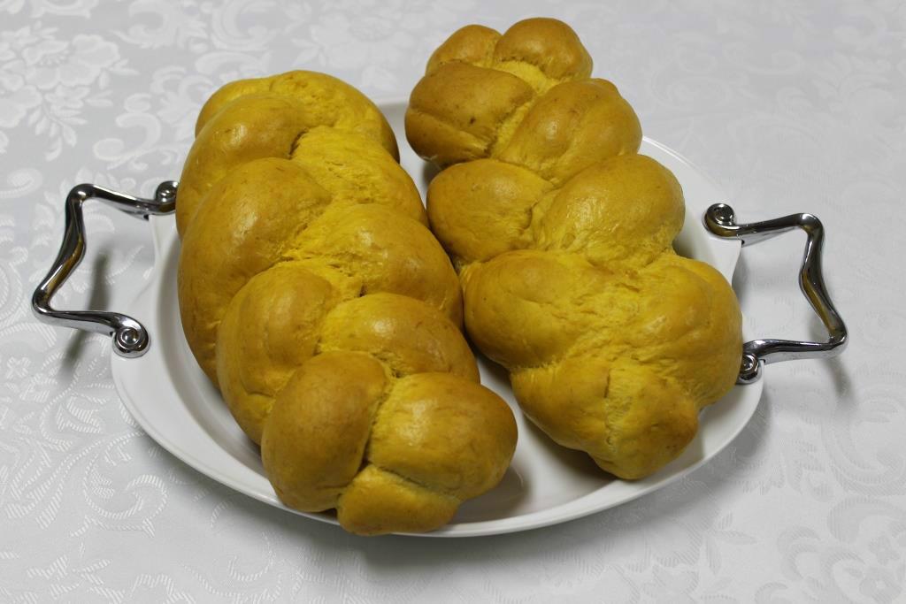 Pão de Cenoura (V)