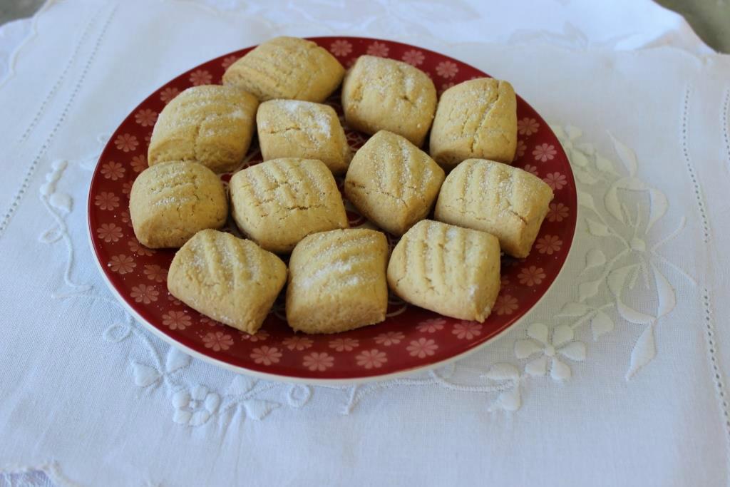 Biscoitos Amanteigados (V)