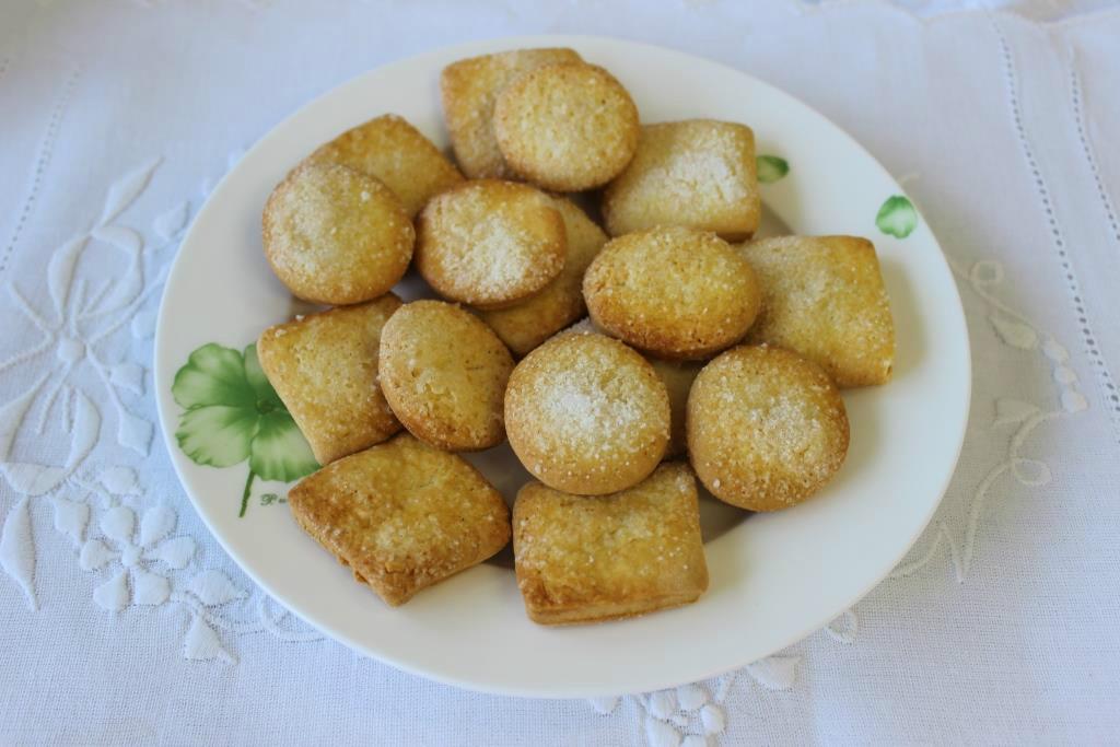 Biscoitos de Maracujá (V)