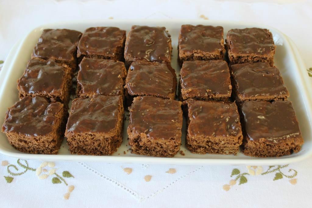 Quadradinhos de Chocolate (V)