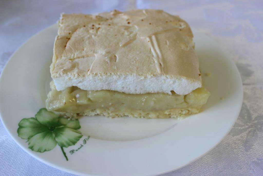 Torta de Leite de Coco (V)