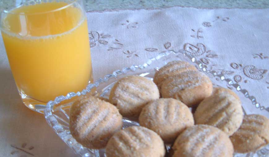 Biscotti di Arachidi (V)