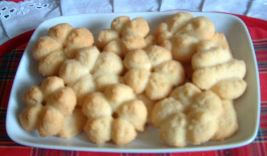Biscotti Fatti in Casa (V)