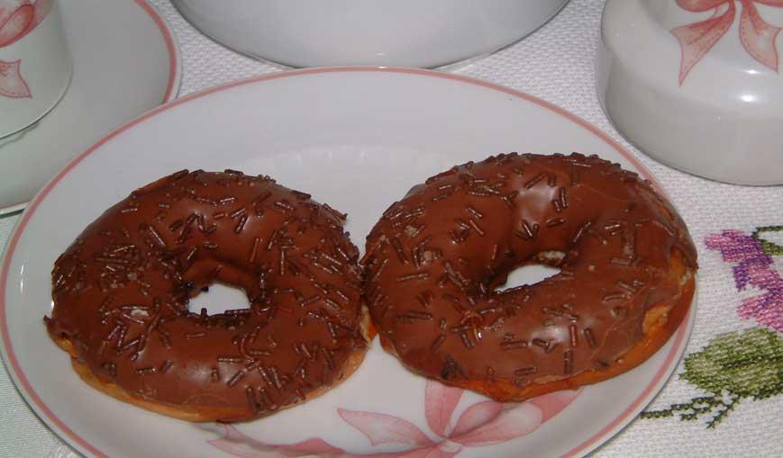 Bagels ou Donut (V)