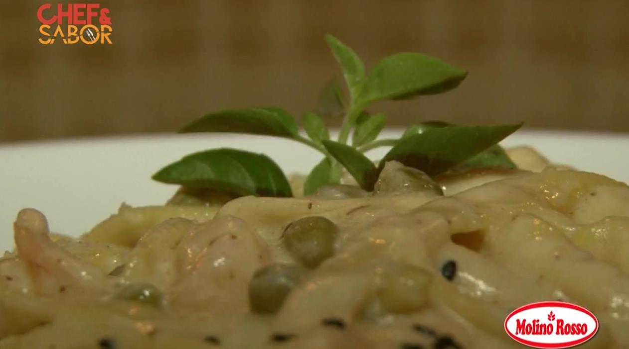 Ricetta Fettuccine Gambero